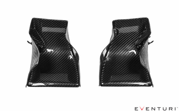 Eventuri Scoop Set for BMW F10 M5