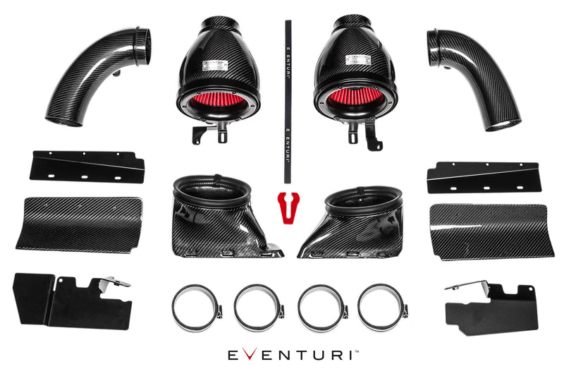 Eventuri Intake for Audi B8 RS4/RS5