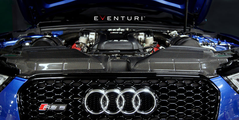 Eventuri Slam Panel Cover for Audi B8 RS5/RS4