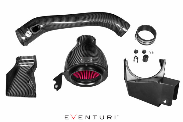 Eventuri Intake for BMW N55 F87 M2, M135i, M235i, 335i, 435i
