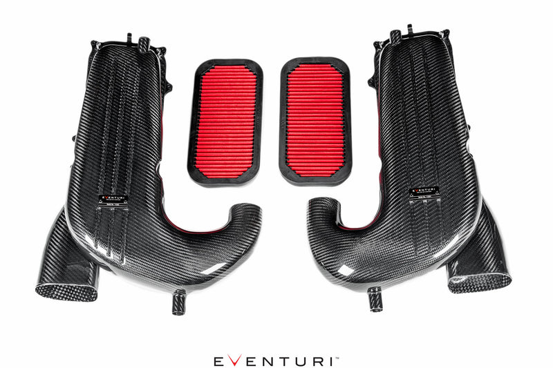 Eventuri V2 Intake for Mercedes C63 / C63S AMG