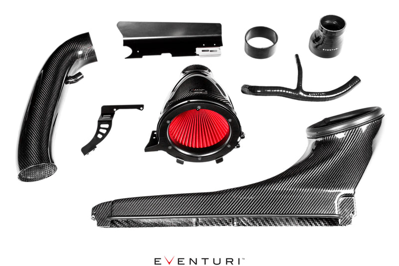 Eventuri Intake for Audi RS3 GEN-2 / TTRS 8S Stage 3