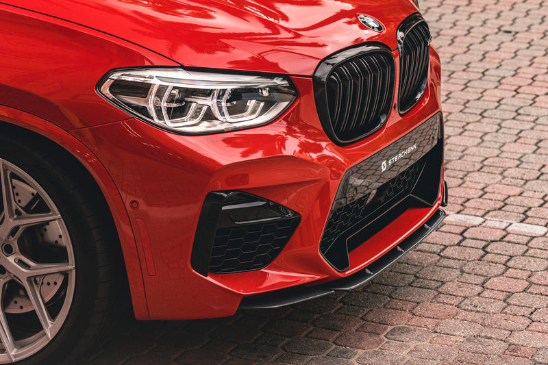 Sterckenn Carbon Front Splitter for BMW F9X X3M/X4M