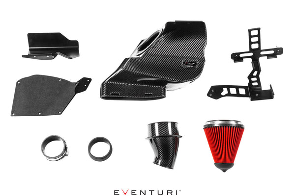 Eventuri Intake for Mercedes A35 A250 AMG