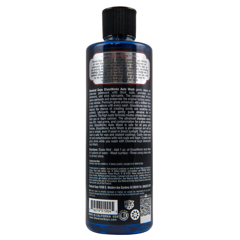 Chemical Guys Glossworkz Intense Gloss Booster and Paintwork Cleanser