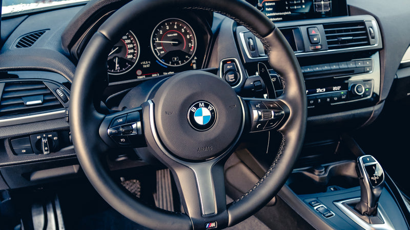 Paddleshifterz - Aluminium Paddle Shifters for BMW