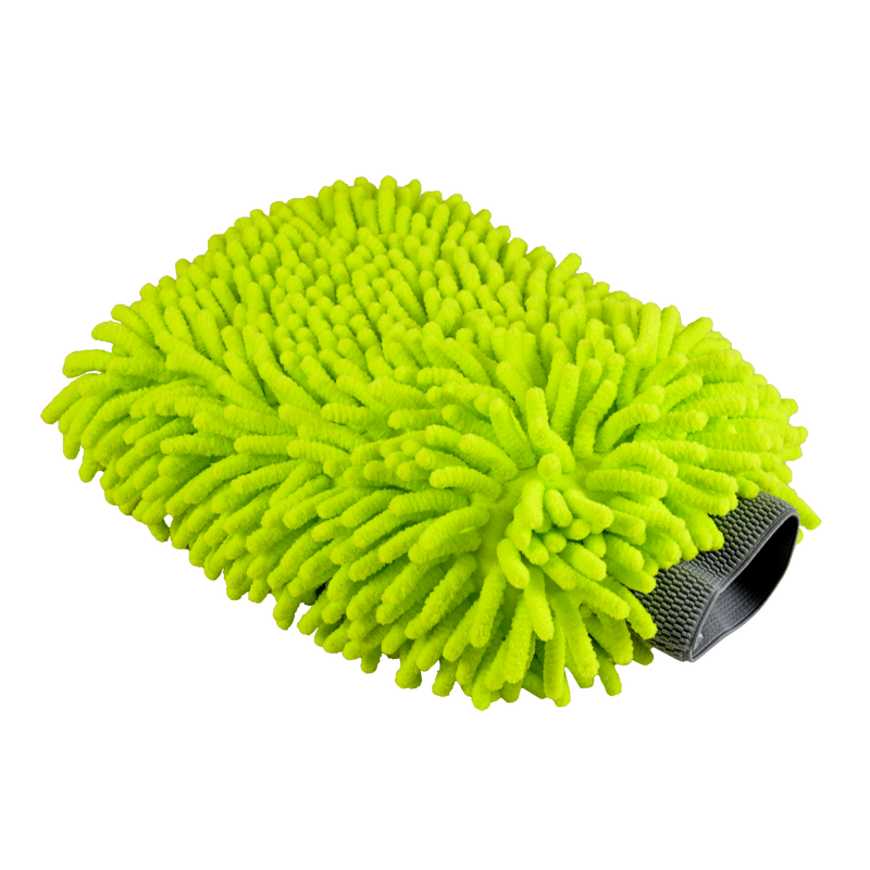 CHEMICAL GUYS CHENILLE MICROFIBER WASH MITT