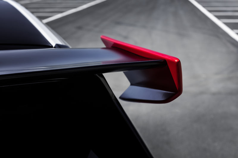 Oettinger TCR Rear Wing (5-piece) for Golf MK7