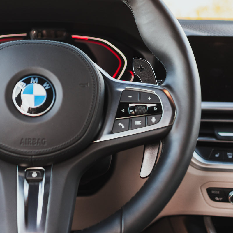 Paddleshifterz - Aluminium Paddle Shifters for BMW F4X/F9X and G-Series