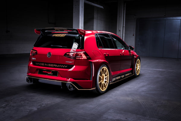 Oettinger TCR Germany Street Widebody Conversion for Golf 7