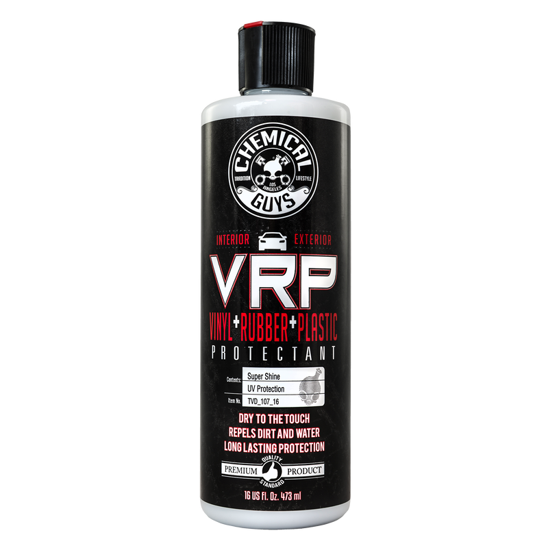 Chemical Guys VRP Vinyl, Rubber, Plastic Shine & Protectant