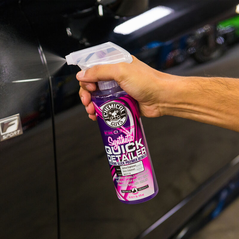 Chemical Guys Extreme Slick Streak-Free Polymer Quick Detail Spray