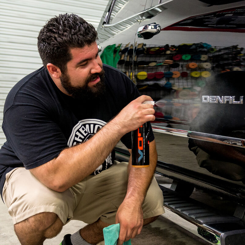 CHEMICAL GUYS HYBRID V07 OPTICAL SELECT HIGH GLOSS SPRAY SEALANT & QUICK DETAIL SPRAY