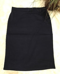Plus Pencil Skirt ~ Loni ~ Available in Multiple Colors
