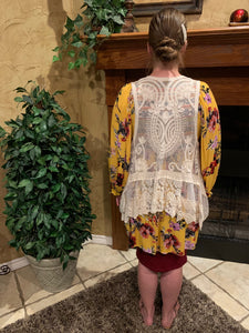 Tunic ~ Willow