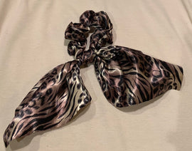 Hair Tie ~ Rochelle ~ Available in Blue and Brown