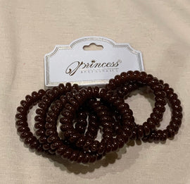 Teleties ~ Gina ~ Available in Black, Brown or Clear