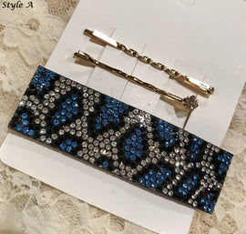 3-Piece Hair Accessory Set ~ Michelle ~ Available in Multiple Colors