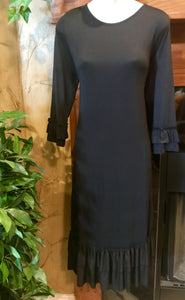 PRESALE   Dress ~ Bonnie ~ Available in Black, Mustard, Navy, Olive, Rust and, Taupe