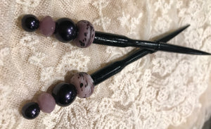 Hair Stick ~ Annette