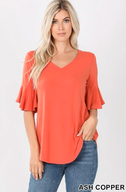 Top ~ Addison ~ Available in Multiple Colors