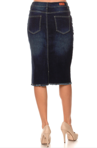 Denim Skirt ~ Jolene