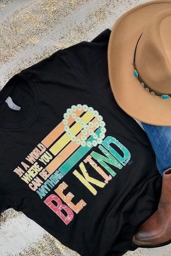 Graphic Tee ~ Be Kind