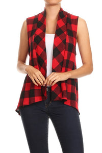 Plus Vest ~ Brandi *** HUGE SALE ***