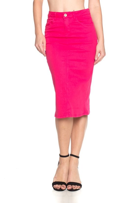 Skirt ~ Mariah ~ Available in Multiple Colors