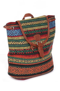 Backpack ~ Olivia ~ Available in Five Color Combinations