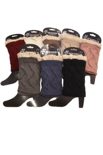 Leg Warmers ~ Jesse ~ Available in Multiple Colors