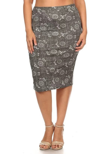 Pencil Skirt ~ Bridgette