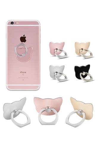 Ring Grip Phone Holder ~ Della ~ Available in Multiple Colors