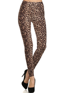 Plus Leggings ~ Zoey