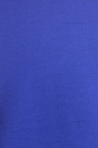 Pencil Skirt ~ Royal Blue