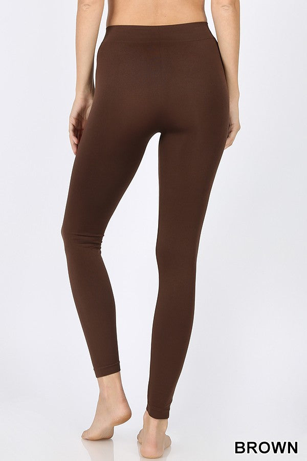 Plus Leggings ~ Anne ~ Available in Multiple Colors