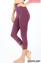 Plus Leggings ~ Chloe ~ Available in Multiple Colors