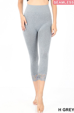 Leggings ~ Chloe ~ Available in Multiple Colors