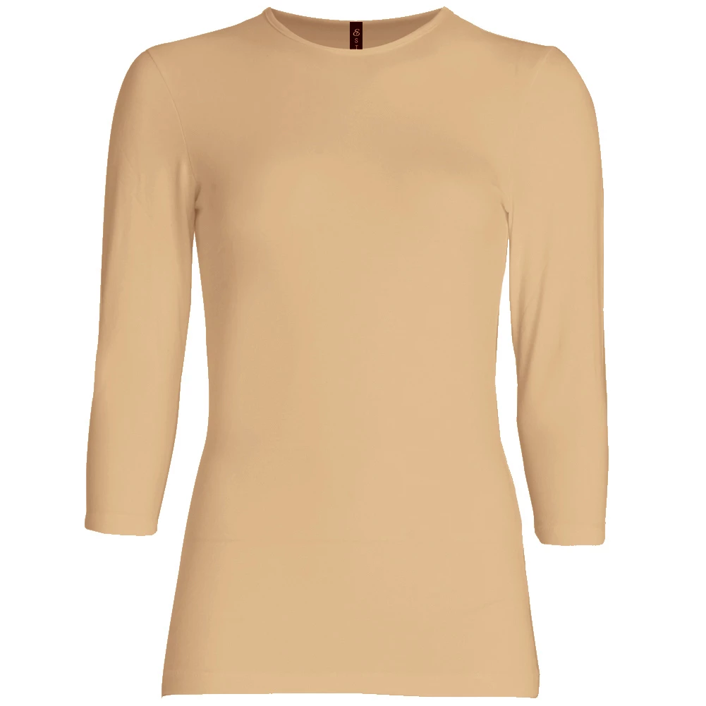 Layering Top ~ LouAnn ~ Available in Black, Navy, Tan and White