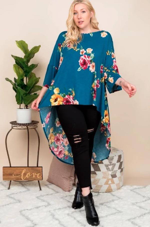 Plus Tunic ~ Meredith *** HUGE SALE ***