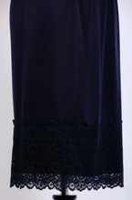 Slip Extender ~ Emma - Black, Natural, Navy & White
