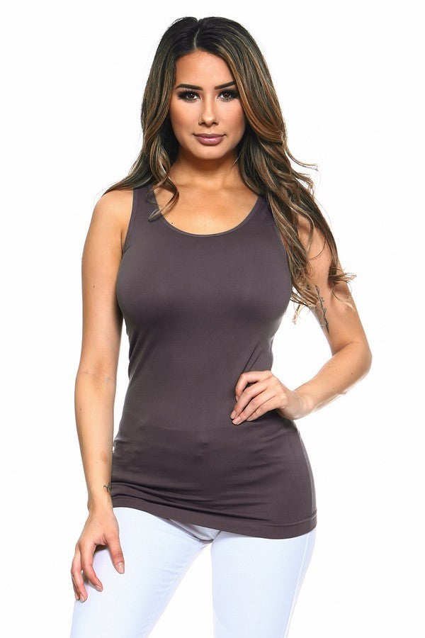 Tank Top ~ Lou ~ Available in Multiple Colors