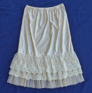 Skirt Extender ~ Kaitlyn ~ Available in Black, Cream and Navy