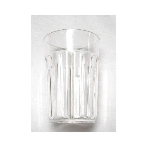 Bradshaw #22300 6OZ Clear Acrylic Tumbler (Pack of 6)