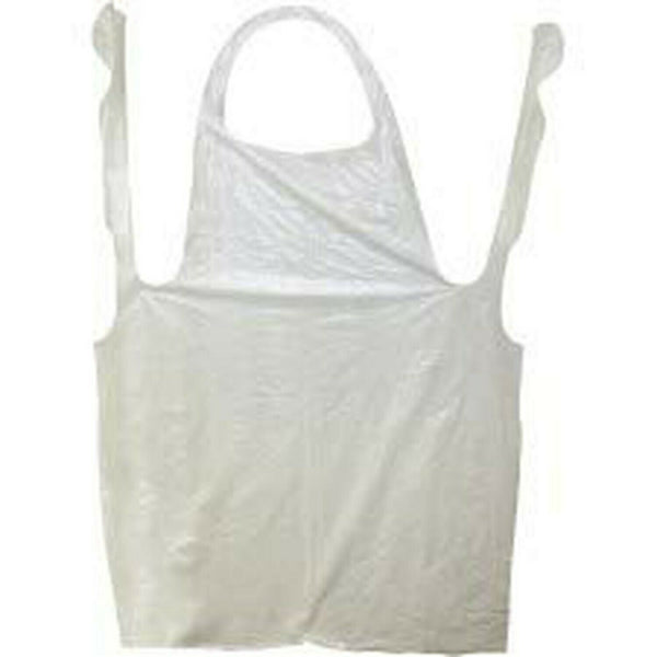 "Impact Products PGD8706 Poly Apron, 1 mL, 24""X42"", WE, 8"" Height, 11"" Wide, 1..."