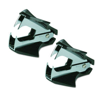 Swingline Staple Remover, Deluxe, Extra Wide, Steel Jaws, Black (38101) - 2 Pack