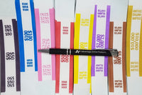 4,000 Assorted Currency Straps/Bands by MMF, 8 Most Popular, 500 of each with Bonus Custom AdvantageOP Retractable Pen