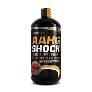 BioTechUSA AAKG Shock 1 000 ml - biotech.shop.hu