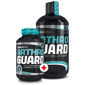 BioTechUSA Arthro Guard 120 tabletta és Arthro Guard Liquid 500 ml - biotech.shop.hu