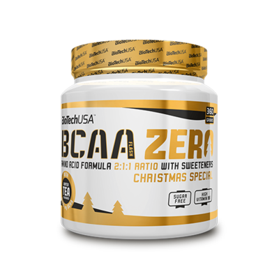 BioTechUSA BCAA Flash Zero 360 g Winter tea - biotech.shop.hu